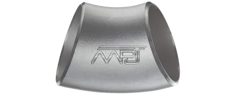 ANSI/ASME B16.9 45 Degree Long Radius Elbow Manufacturers in India