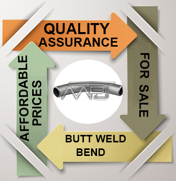 ANSI/ASME B16.9 Butt welding Bend Exporter in India