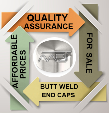 ANSI/ASME B16.9 Butt weld End Cap Exporter in India