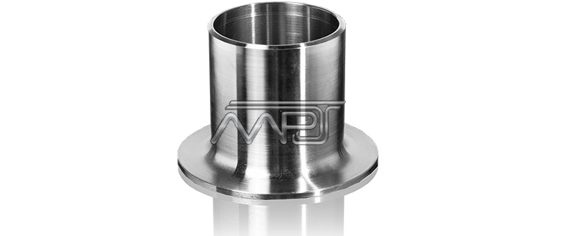 ANSI/ASME B16.9 Butt weld Lap Joint Stub End Manufacturers in India