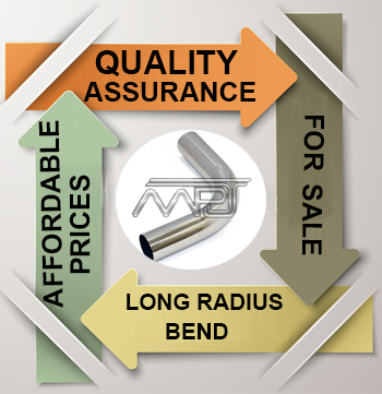 ANSI/ASME B16.9 Long Radius Bend Exporter in India