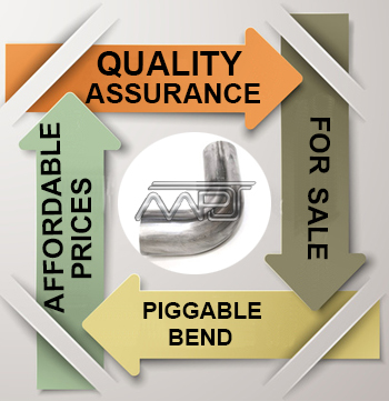ANSI/ASME B16.9 Piggable Bend Exporter in India