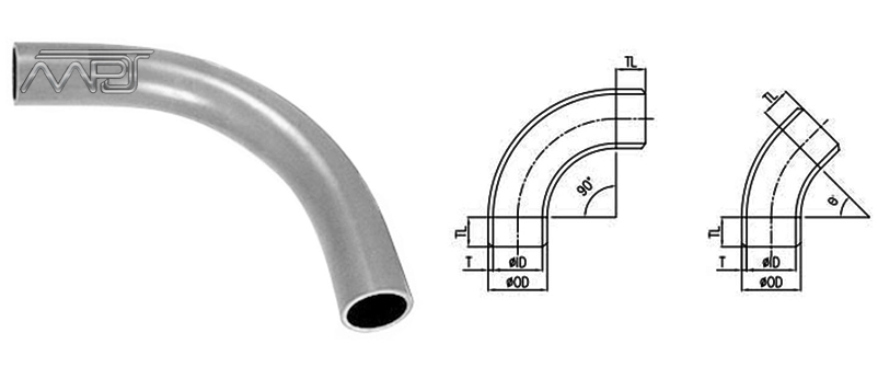 ANSI/ASME B16.9 Piggable Bend Manufacturers in India