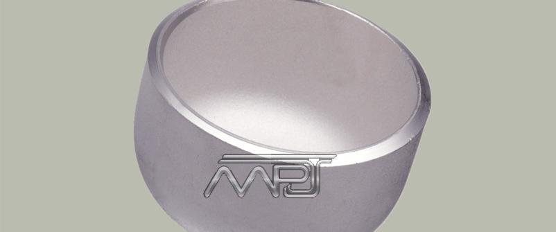 ANSI/ASME B16.9 Butt weld Pipe Cap Manufacturers in India