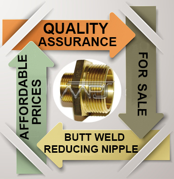 ANSI/ASME B16.9 Butt welding Reducing Nipple Exporter in India