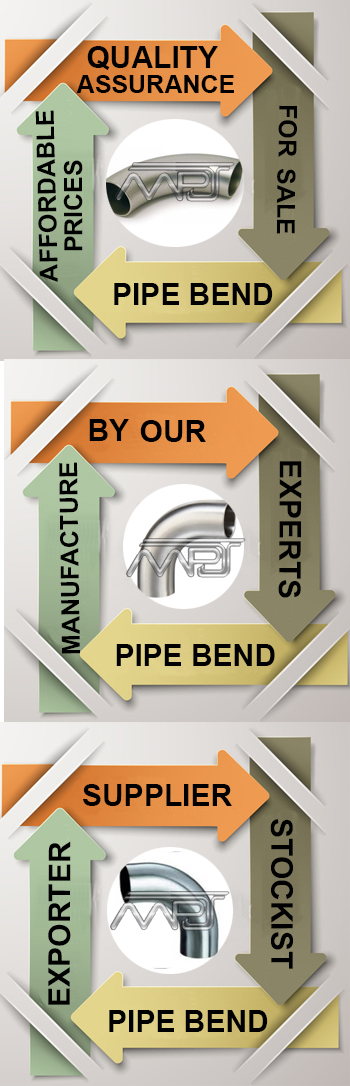 U Bend Pipe Exporter in India