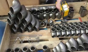 ANSI/ASME B16.9 butt weld fittings exporter qatar