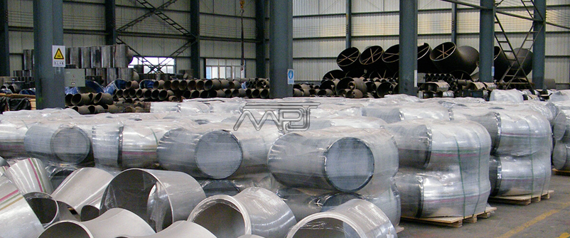 ANSI/ASME B16.9 Butt weld Fittings Manufacturer in Qatar