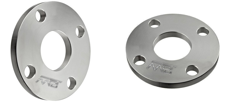 ANSI B16.5 / ASME B16.47 Flat Flanges Manufacturers in India