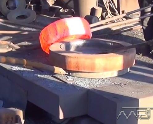 Flange Forging