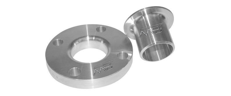 ANSI B16.5 / ASME B16.47 Lap Joint Flanges Manufacturers in India
