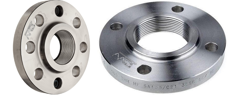 ANSI B16.5 / ASME B16.47 Screwed Flange Manufacturer in India