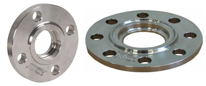 ANSI B16.5 / ASME B16.47 Socket Weld Flanges Manufacturers in India