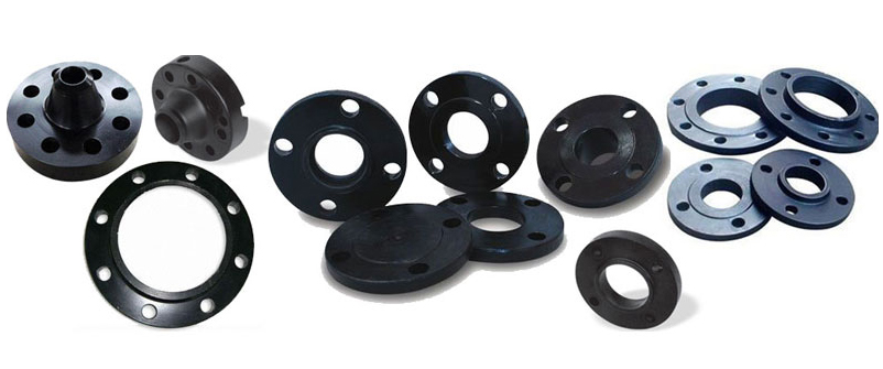 ASTM A694 High Yield Carbon Steel Flanges