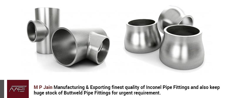 Inconel 617 Pipe Fittings